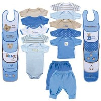 Luvable Friends Coordinating Outfit Gift Set