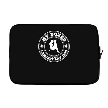 world's largest lap dog Laptop sleeve