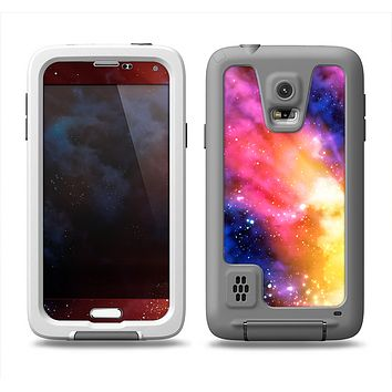 The Super Nova Noen Explosion Samsung Galaxy S5 LifeProof Fre Case Skin Set