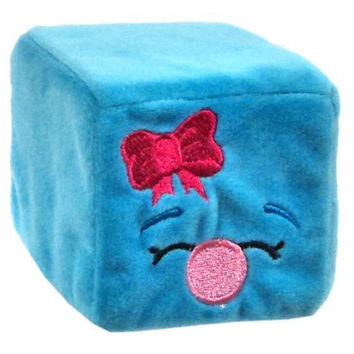 "Shopkins Cuddle Cube Bubbles, 3"" Plush"