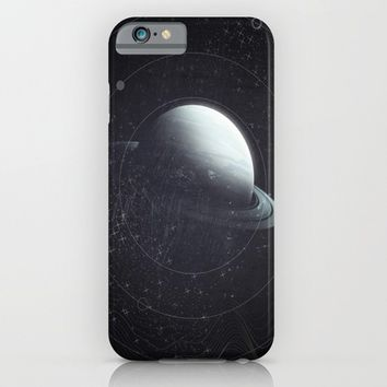 Space Sound Waves iPhone & iPod Case by DuckyB (Brandi)