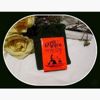 Gypsy Witch Fortune Telling Playing Card