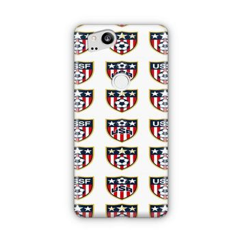 Usa Soccer Ball World Cup Google Pixel 3 XL Case | Casefantasy