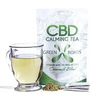Green Roads CBD Infused Tea