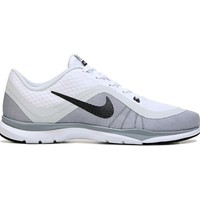 Nike Flex Trainer 6 Training Shoe White/Anthrct-Pr Plt