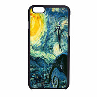 Nightmare Before Christmas Jack Alone iPhone 6 Case