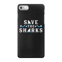 Save The Sharks iPhone 7 Case