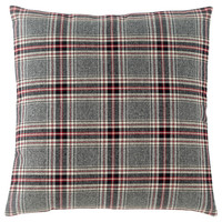 Berkshire 20x20 Cotton Pillow, Multi, Decorative Pillows
