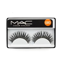 MAC Thick Long Hot Sale Sexy Plastic Natural Professional False Eyelashes [10968724364]