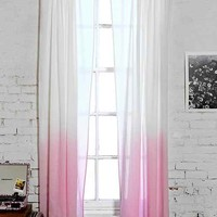Assembly Home Gradient Curtain-