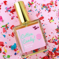 Cotton Candy Perfume Oil