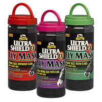 Absorbine Ultra Shield EX Fly Mask - Horse