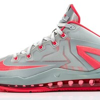 "Nike LeBron 11 Low ""Laser Crimson"""