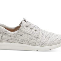 BIRCH HEATHER JERSEY WOMEN'S DEL REY SNEAKERS