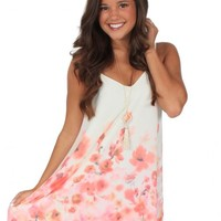 Confetti Dress in Ivory | Monday Dress Boutique