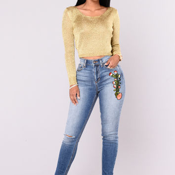 Sweet But Down Jean - Medium