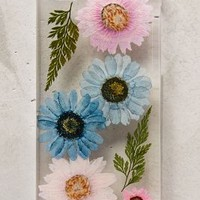 Field Collector iPhone Case by Anthropologie Blue One Size Jewelry