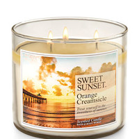 ORANGE CREAMSICLE3-Wick Candle