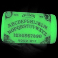 OUIJA Board Soap - GLOWS in the DARK - Dragon's Blood Scent