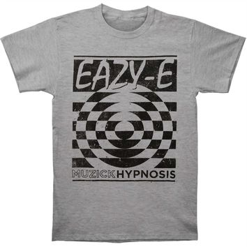 Eazy E Men's  Hypnosis Grey Tee T-shirt Grey