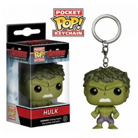 Kirin Hobby : Pocket POP! Keychain Marvel Avengers 2: Hulk by Funko 849803052263