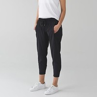 Lululemon Women Fashion Sport Gym Pants Trousers