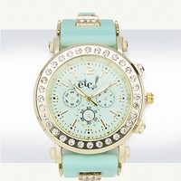 Pave Bling Watch