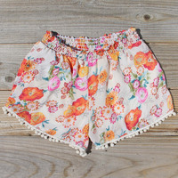 Sugared Marigold Shorts