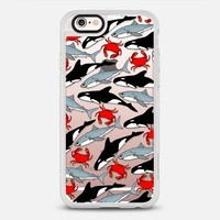 Sea Creatures iPhone 6s case by Little Sloth | Casetify