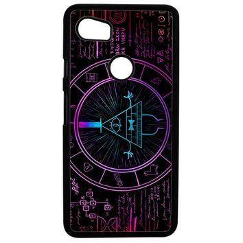 Bill Cipher Galaxy Google Pixel 2XL Case