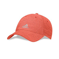 Adidas Ladies Tour Performance Cap Peach One Size Fits Most