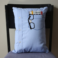 Nerd Pocket Pillow
