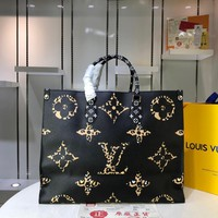 Top Quality LV Louis Vuitton M44571  Women Leather Tote Bag Shoulder Bag Messenger Bag Shopping Ba