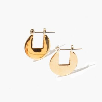 Odette New York® Circular Hoop Earrings