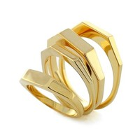 Women's Vince Camuto 'Super Fine' Faceted Rings