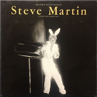 Steve Martin - A Wild And Crazy Guy RARE VINYL LP - Warner Bros. Records 1978