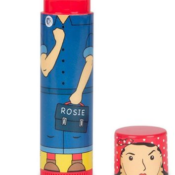 Rosie the Riveter Cherry Lip Balm