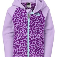 The North Face Toddler Girl's 'Glacier' Fleece Hoodie