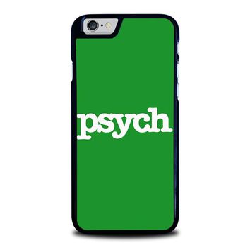 PSYCH iPhone 6 / 6S Case Cover