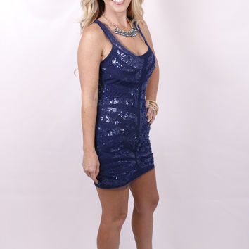 Simply Sequined Dress