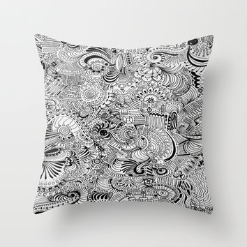 Love Within Throw Pillow by DuckyB (Brandi)