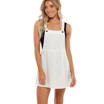 Rhythm Laguna Pinafore Dress