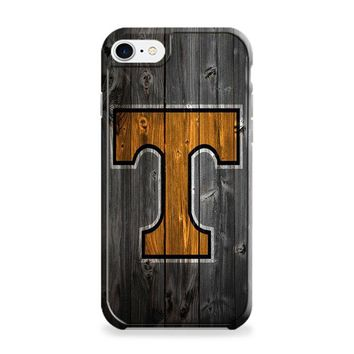 Tennessee Vols (wood) iPhone 7 | iPhone 7 Plus Case