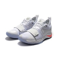 "PlayStation x Nike PG 2.5 ""White Gray"" - Best Deal Online"