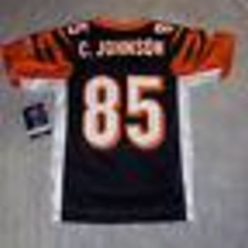 CHAD JOHNSON CINCINNATI BENGALS YOUTH REPLICA JERSEY