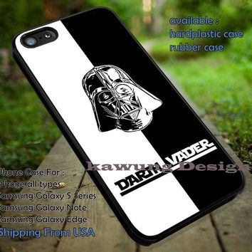 Enemy Character Darth Vader Star Wars iPhone 8+ 7 6s Cases Samsung Galaxy S8 S7 edge NOTE 8 5 4