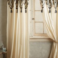 Mariana Curtain by Anthropologie in Multi Size: