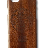 Fire and Blood House Targaryen Dragon print Iphone  6/ 6s wooden engraved bamboo phone case cover Game of Thrones Fan Art