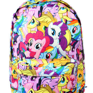 MY LITTLE PONY CHARACTER BACKPACK