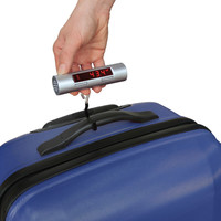 The Talking Luggage Scale - Hammacher Schlemmer